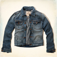 Emerald Bay Denim Jacket