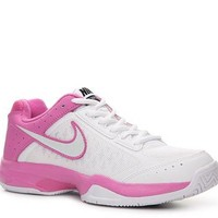 Nike Air Cage Court Tennis Shoe - Womens
