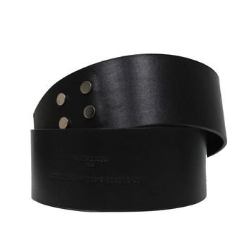 balenciaga couture paris wide leather waist belt 365358 size 90 cm 36 in 2