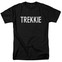 Star Trek Trekkie Adult T-Shirt
