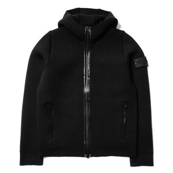 Zip Hoody_Spacer-W Composite Knit
