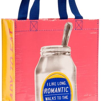 I Like Long, Romantic Walks to the Fridge Handy Tote - PRE-ORDER, SHIPS EARLY AUGUST