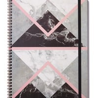 large Spinout Notebook - 120 Pages