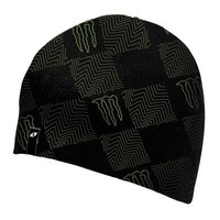 One Industries Monster Axis Beanie - One size fits most/Black