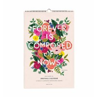 2018 Inspirational Quote Wall Calendar