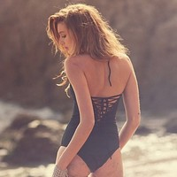 Salt Swimwear Womens Isla One Piece