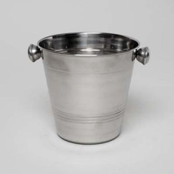 Stainless Steel Ice Bucket - 2.5 Qt.
