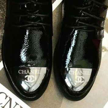 """CHANEL"" Fashion Flats Sneakers Sport Shoes I-AGG-CZDL"