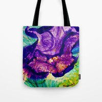 New Garden Tote Bag by Stephen Linhart