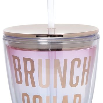 Brunch Squad Double-Wall Travel Tumbler - PRE-ORDER, SHIPS in JULY