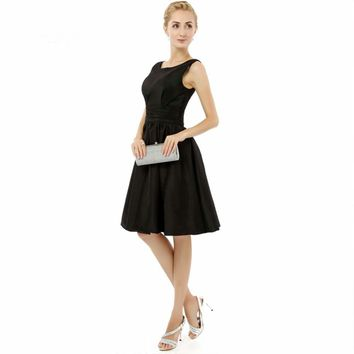 Short Mother Evening Gowns For Wedding Black Mother of the Bride Dresses