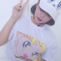 PRE-ORDER Girl Feelings Tee - INU INU
