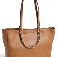 MICHAEL Michael Kors 'Harper - Large' Leather Tote | Nordstrom
