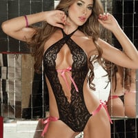 Luscious Lace Teddy