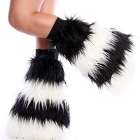 Clubstyle Clothing Custom Quad Stripe Fluffies