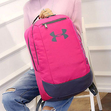"""Under armour "" Casual Sport Laptop Bag Shoulder School Bag Backpack"