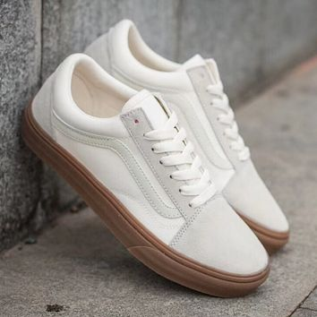 VANS Rice white Canvas shoe