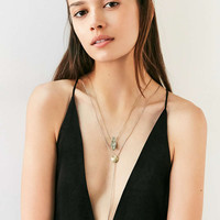 Spirited Layering Lariat Necklace Set - Urban Outfitters