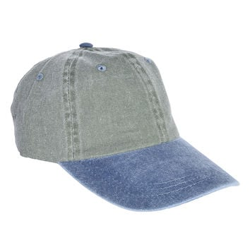 BFF Denim Hat - Green