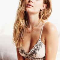 Pins + Needles Coco Bralette - Urban Outfitters