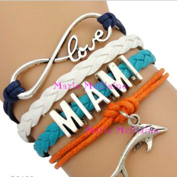 Infinity Love Miami Football