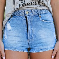 Orlando Denim Shorts