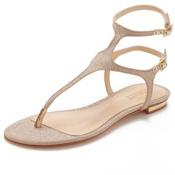 Galey Flat Sandals
