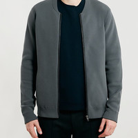 LUX GREY SCUBA BOMBER - Men's Jackets & Coats - Clothing