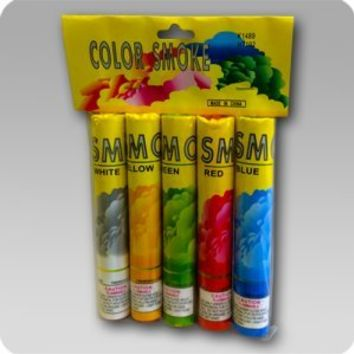 Super Fireworks Smoke Sticks - Better Than Smoke Balls!