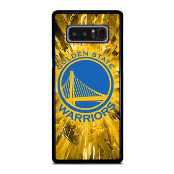 GOLDEN STATE WARRIORS NBA Samsung Galaxy Note 8 Case Cover