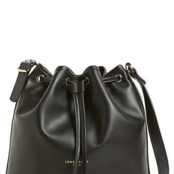 Longchamp 'Small 2.0' Leather Bucket Bag | Nordstrom
