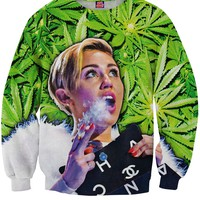 Smokin on that Cyrus Sweatshirt