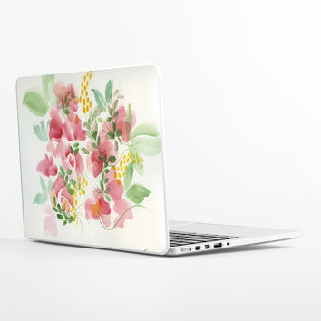 Floral Study Five Laptop Skin