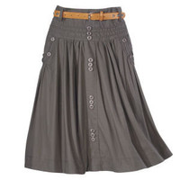 Safari Skirt at Pyramid Collection