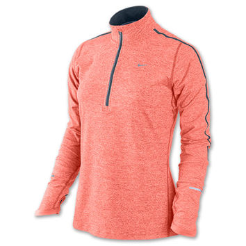 Women's Nike Element Half-Zip Running Shirt