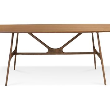 James Dining Table WALNUT