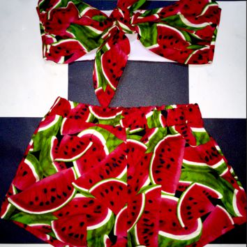 SWEET LORD O'MIGHTY! WATERMELON BRUNCH SET