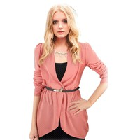 Chiffon Blouse Women Tops Gathered Top V Neck Shirt Pink Work To Wear Formal Blouses Plus Size Spring 2016