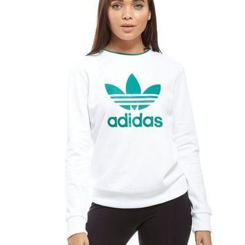 adidas Originals EQT Mesh Crew Sweatshirt | JD Sports