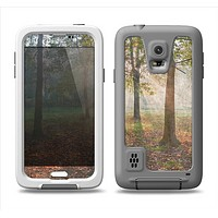 The Vivia Colored Sunny Forrest Samsung Galaxy S5 LifeProof Fre Case Skin Set