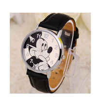 Mickey Mouse Cartoon Quartz Wrist Watch
