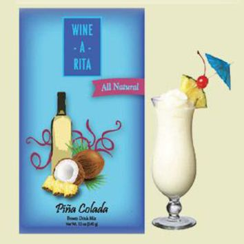 Pina Colada Drink Mix by Wine-a-Rita