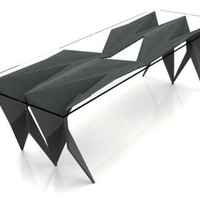 Arktura - Stealth Coffee Table