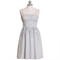 hopeful and heartfelt gray lace dress - $48.99 : ShopRuche.com, Vintage Inspired Clothing, Affordable Clothes, Eco friendly Fashion
