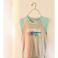 Women's Young and Reckless Cutoff Tank Top