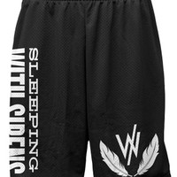 Sleeping With Sirens | SWS-Gymshorts
