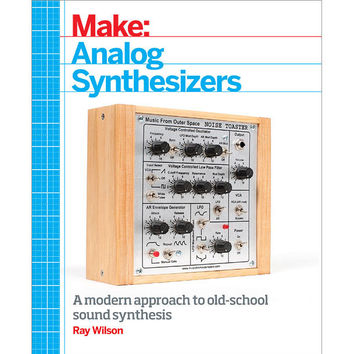 Make: Analog Synthesizers, 1Ed (PDF)