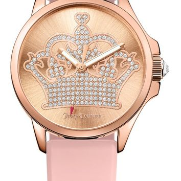 Dusty Rose Band Jet Setter Watch