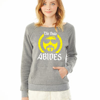 Abides ladies sweatshirt