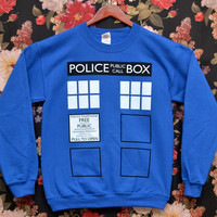 'Police Box' Sweater